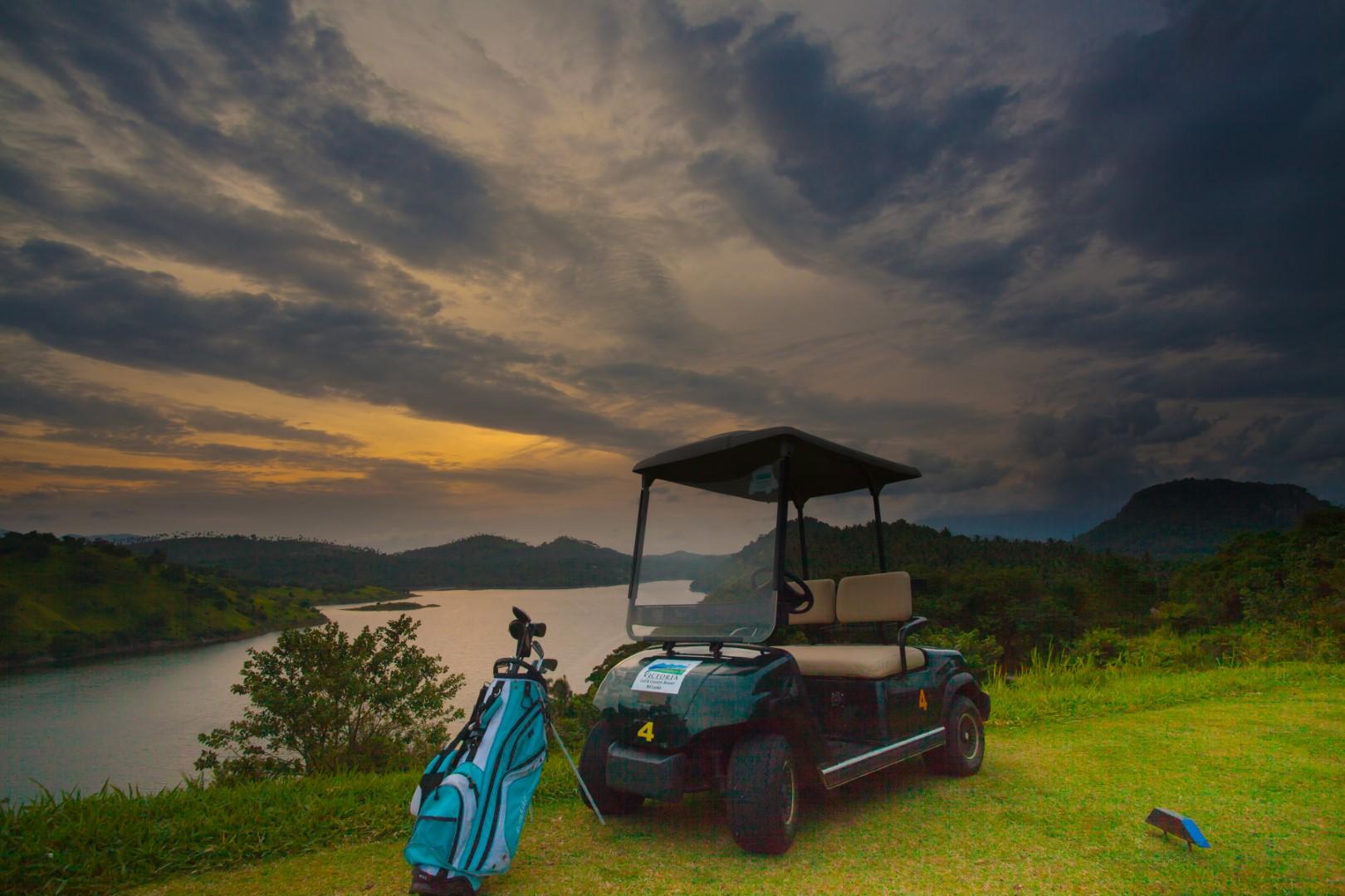 Sri lanka field of Golf